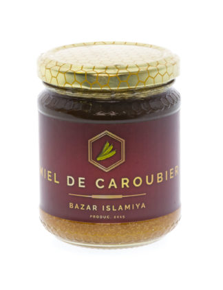 Miel de Caroubier du Maroc 500g