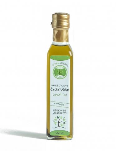 Huile d'olive de Marrakech extra vierge Sounnaturel