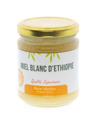 miel Blanc d'Éthiopie 250g