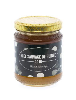 Miel sauvage de Guinée 250g