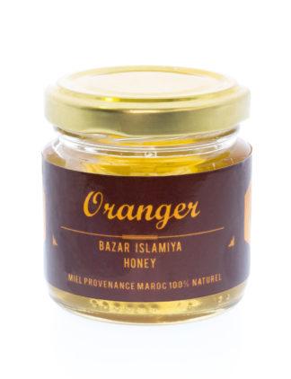 miel d'Oranger du Maroc 100g